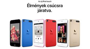 Megérkezett a 2019-es iPod Touch!