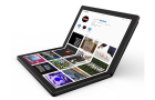 A Lenovo bemutatta az első teljes kijelzős, hajtogathatós PC-t