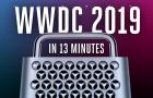 Ismerd meg az az iOS 13, iPad OS, macOS Catalina, watchOS 6 és a tvOS 13 újdonságait 13 perc alatt