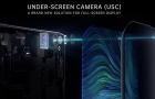 Az Oppo bemutatta az első kijelzőbe ágyazott szelfikamerát