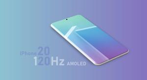 ProMotion kijelzőt kaphatnak a jövő évi iPhone modellek