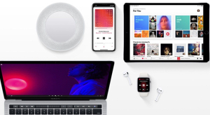 Közel 1,5 milliárd Apple készülék van aktív használatban