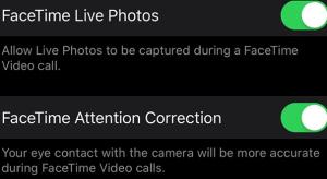 Hasznos FaceTime kiegészítő funkció mutatkozott be az iOS 13 harmadik bétájában