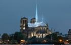 Az ikonikus Apple Store tervezőcsapata üveggel építené újra a Notre Dame-ot