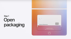 Ennyire pofonegyszerű az Apple Card használata (videók)