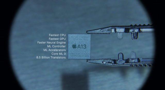 Sokkal jobban teljesít az iPhone 11-ben lévő A13 chip, mint ahogyan azt az Apple állította