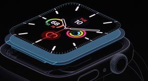 Az Apple Watch S5-ből ismert mindig éber kijelző lesz a következő iPhone modellek újdonsága