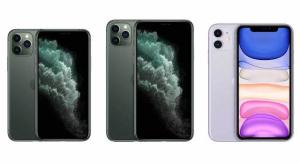 Egészen jól pörögnek az iPhone 11 eladások