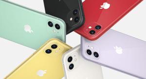 iPhone 11 kijelzőmodul-cserét hirdetett az Apple
