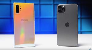 Sebességteszt: iPhone 11 Pro Max vs Galaxy Note 10+ – avagy hogyan teljesít egymással szemben a két bajnok?