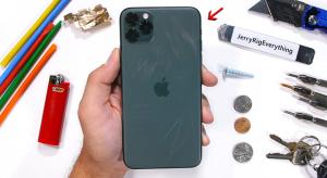 Stresszteszt: minden eddiginél jobban bírja a strapát az iPhone 11 Pro
