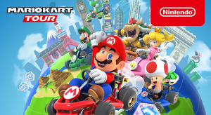Hatalmasat arat a Nintendo a Mario Kart Tour-ral