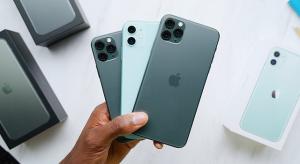 Megérkeztek az első unboxing videók az iPhone 11 szériáról