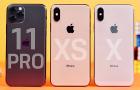Sebességteszt: iPhone 11 Pro vs iPhone Xs vs iPhone X