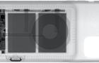 Röntgenfelvételen az iPhone 11 Pro Smart Battery Case