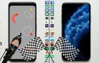 Sebességteszt: alaposan lemarad a Pixel 4 XL az iPhone 11 Pro Max mellett