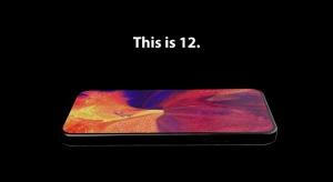 Gyönyörű koncepcióvideón a kamerasziget nélküli iPhone 12