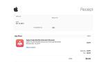 Az utóbbi időben nem küld számlákat az App Store vásárlásainkról az Apple