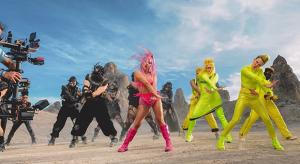 Egy iPhone 11 Próval forgatta le legújabb klipjét Lady Gaga