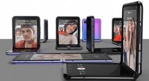 Egyelőre nem igazán szeretnének hajtogathatós telefont az emberek