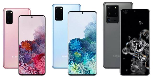 A Samsung bemutatta a Galaxy S20 családot és a hajtogathatós Galaxy Z Flip-et