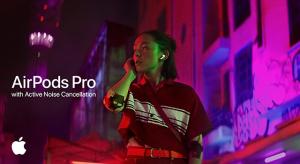 Snap – hangulatos videóban mutatja be az AirPods Pro nagyszerű funkcióit az Apple
