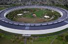Sosem volt ennyire kihalt az Apple Park, mióta megnyitotta kapuit (drónvideó)
