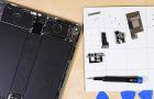 Szétkapta a 2020-as iPad Prót az iFixit és megvizsgálták az új LiDAR szenzort is