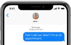 Hasznos újdonsággal frissülhet az iMessage