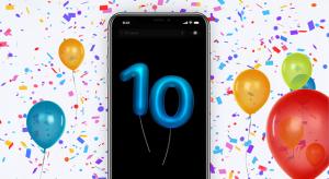 """Kedves születésnapi """"easter egg""""-et rejtett el az App Store 10. évfordulójának alkalmából az Apple"""