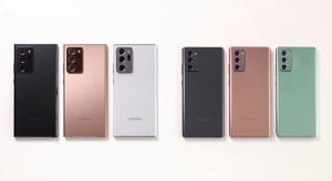 Galaxy Note 20, Galaxy Fold 2, Galaxy Watch 3 – új készülékeivel kívánja felvenni az Apple elleni harcot a Samsung
