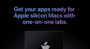 Újabb fejlesztői fórummal segít a fejlesztők számára ARM-re átállni az Apple
