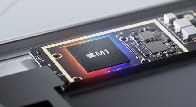 Baj lehet az M1 chippel rendelkező Mac-ek SSD-jével