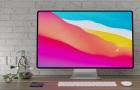 Akár ilyen lehetne a következő iMac széria (koncepcióképek)