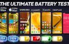 Üzemidőteszt: iPhone 12 Pro Max, 11 Pro Max, Note 20 Ultra, Mate 40 Pro, Mi 10 Ultra és OnePlus 8 Pro