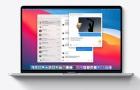 Az Apple kiadta a macOS Big Sur 11.2.1-t
