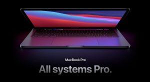 Felturbózott M1X chipet kap az új MacBook Pro