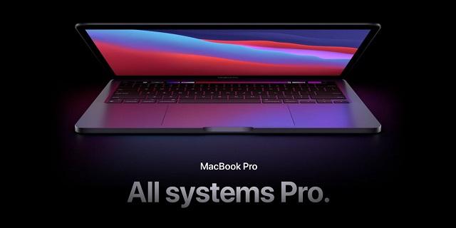 Év végén érkezik az új M1X chippel szerelt MacBook Pro