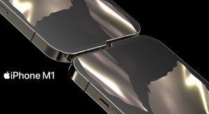 Koncepcióvideó: ilyen lenne az újratervezett iPhone M1