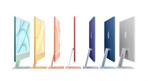 Látványos teljesítménynövekedést hozott az új M1-es iMac az előző generációhoz képest