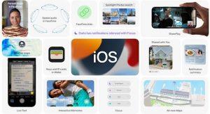 Az Apple kiadta az iOS 15.1, iPadOS 15.1, watchOS 8.1 és a tvOS 15.1 első bétáit