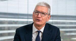 Még Tim Cook sincs a legjobban kereső CEO-k között