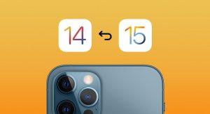 Meguntad az iOS 15 bétáját? Így állhatsz vissza iOS 14-re