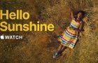 Hello Sunshine – hangulatos videóban mutatja be az Apple Watch 6 erősségeit az Apple