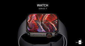 Ilyen lehet az Apple Watch 7 új formaterve (koncepcióképek)