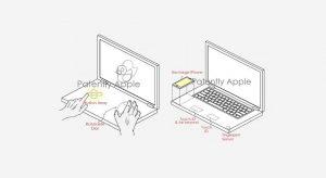 Virtuális billentyűzetet kaphatnak a jövőbeli MacBook modellek