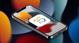 Megszüntette az iOS 15 hitelesítését az Apple