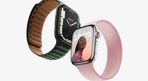 Október 15-től megvásárolható az Apple Watch 7!