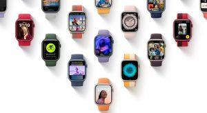 A mai naptól előrendelhető az Apple Watch 7!