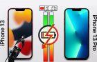 Üzemidőteszt: iPhone 13 vs iPhone 13 Pro